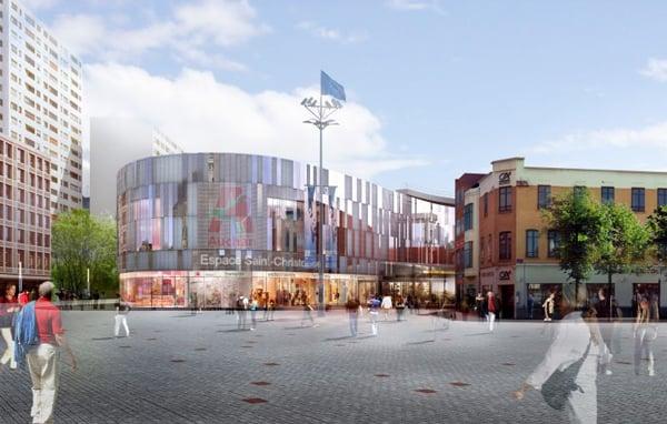 Auchan lance Auchan City à Tourcoing