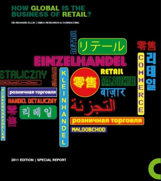 How global is the business of retail ?