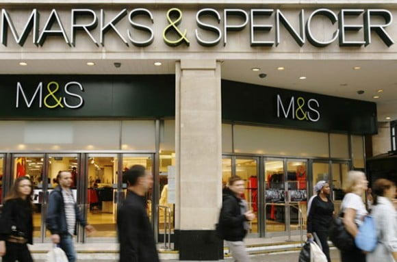 Marks & Spencer is back