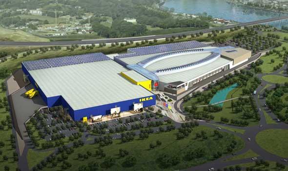 Inter Ikea ouvre son 2e centre commercial à Reims
